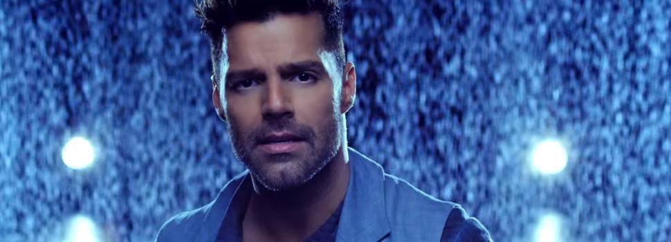 ¿El despecho por su exnovio inspiró el último video de Ricky Martin?