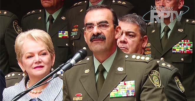 ¿Por qué el general (r) Palomino está en el 'ojo del huracán'?