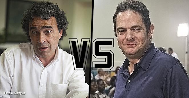 Sergio Fajardo le toma la delantera a Vargas Lleras en encuesta
