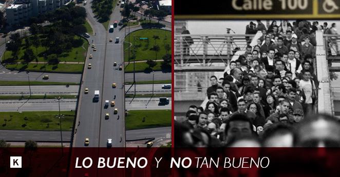 Bogotá respira en el Día Sin Carro