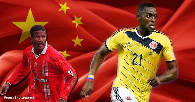Así es la vida de un futbolista colombiano en China