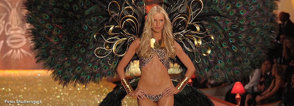El ángel de Victoria's Secret sin ombligo y otros defectos físicos de los famosos