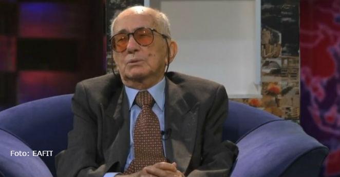 Murió, en Medellín, el periodista Adolfo León Gómez