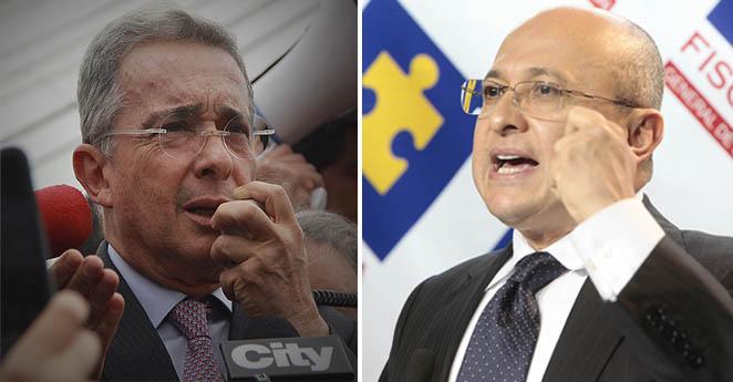 Uribismo y Fiscal chocan por visita de Montealegre a la CIDH