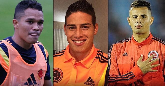 En la Bundesliga quieren a tres colombianos
