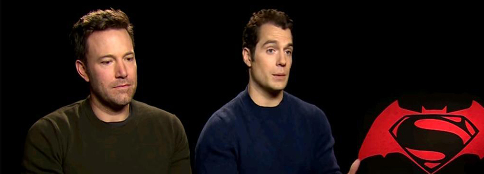 Así reaccionaría Ben Affleck a las críticas sobre Batman vs. Superman