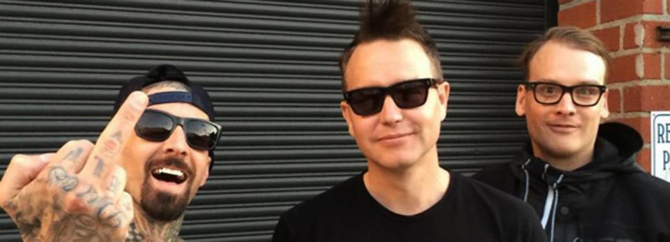 Blink 182 regresa con nuevo álbum en abril