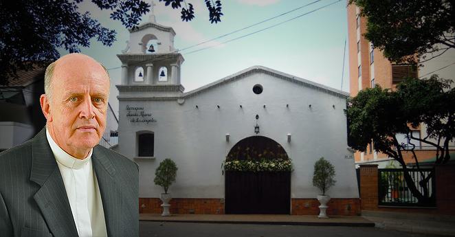 La historia de amor entre un párroco y un joven que escandaliza a Medellín