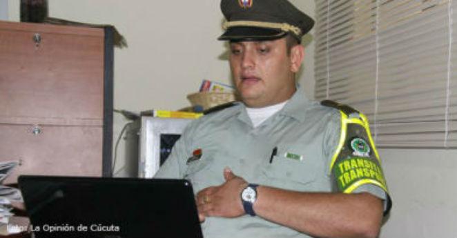 Capitán Anyelo Palacios