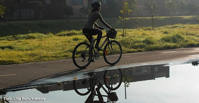 El top 10 de los problemas de la bicicleta y los biciusuarios en Bogotá