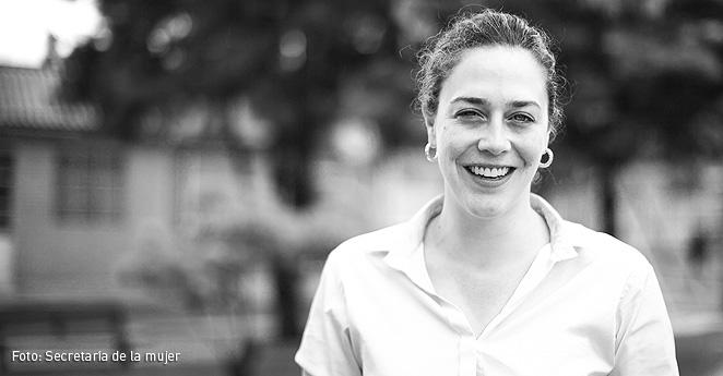 La mujer que enfrenta el machismo en  Bogotá
