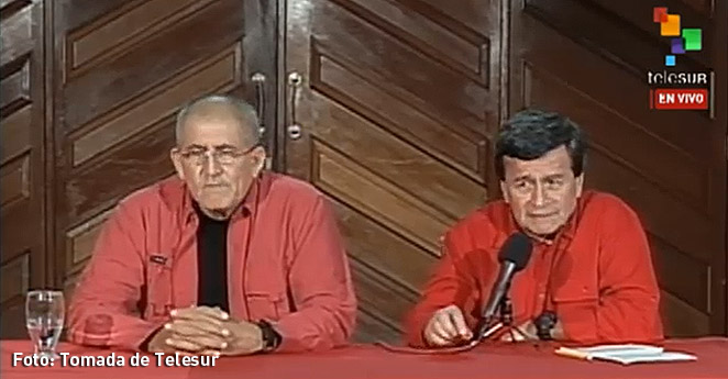 ELN anuncia que liberará policía secuestrado el domingo pasado
