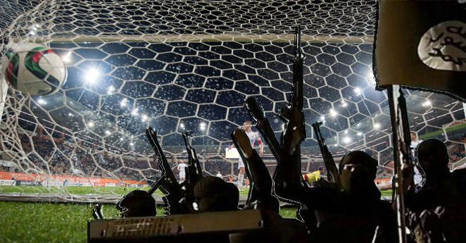 Fútbol: Otra víctima del Estado Islámico