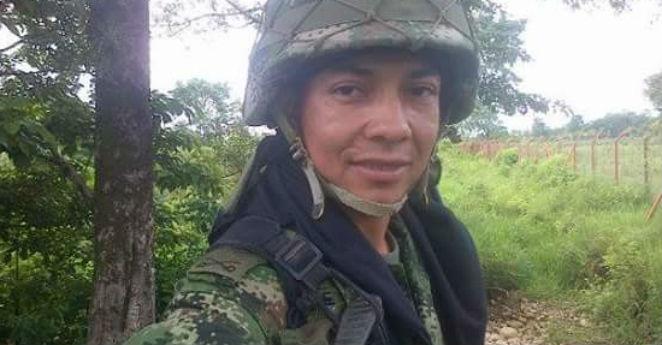 ELN libera al cabo del Ejército Jair de Jesús Villar