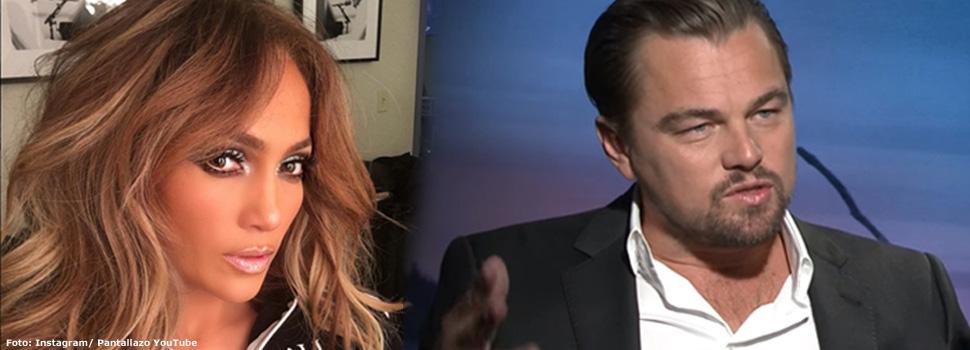 La broma de Jennifer López a Leonardo Di Caprio