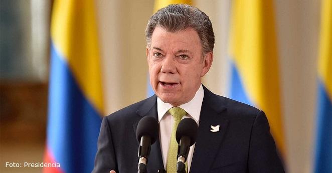 Santos: El fin del conflicto se coordinará con ELN y Farc