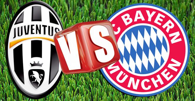 Bayern Múnich venció a la Juventus 4 – 2 en el alargue