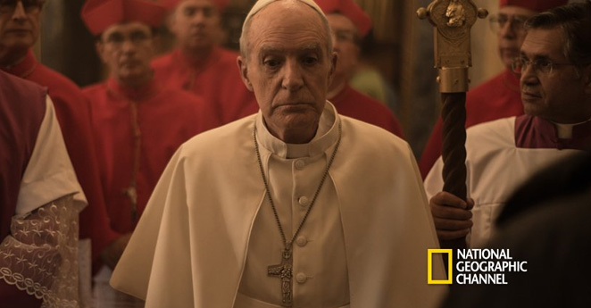 El drama del actor ateo que interpretó al Papa Francisco