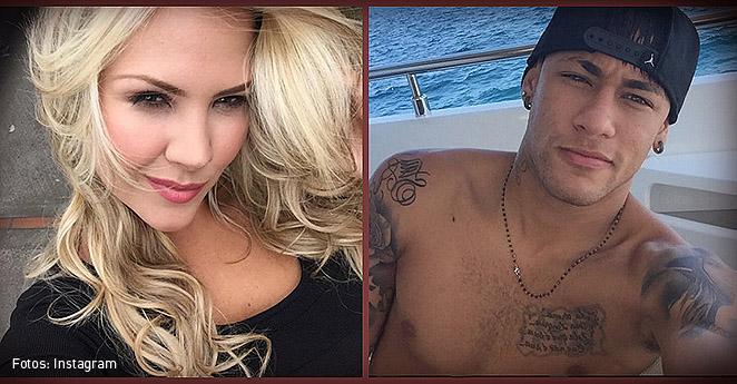 La colombiana que le habría robado el corazón a Neymar