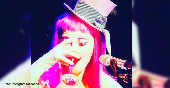 El chisme que enfureció a Madonna