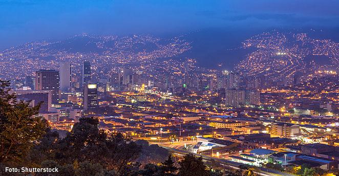 """Medellín gana el premio """"Nobel de las ciudades"""""""