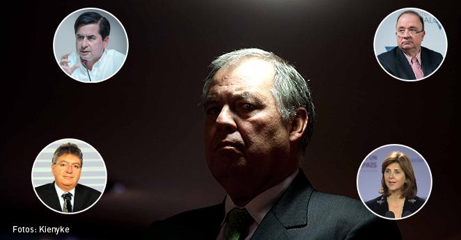 La mitad del gabinete de Santos en la mira del Procurador