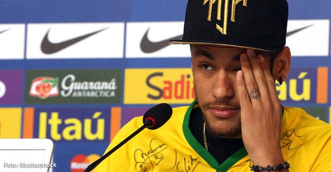 Neymar Colombia