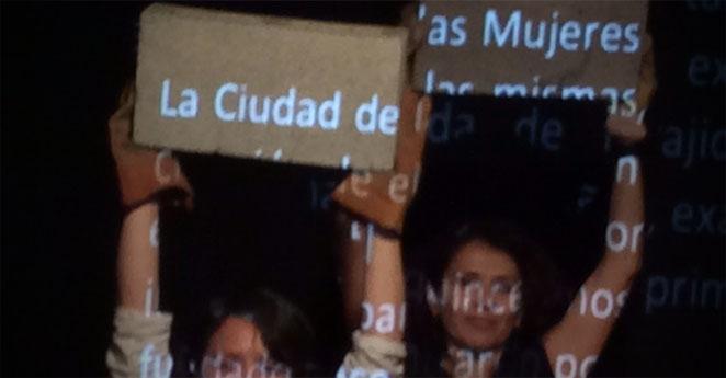 La obra mexicana inspirada en las víctimas de la violencia en Colombia
