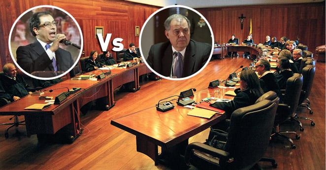 ¿A quién le caerán primero en el Consejo de Estado, al Procurador o a Petro?