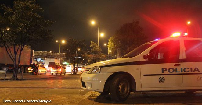 Tiroteo en el norte de Bogotá deja dos muertos y dos heridos