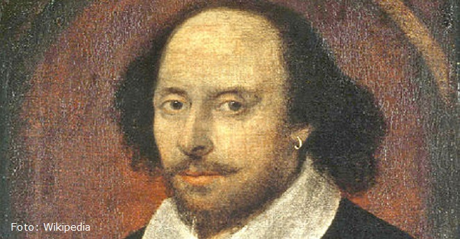 Se robaron la cabeza de William Shakespeare