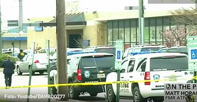3 heridos deja segundo tiroteo en menos de una semana en EEUU