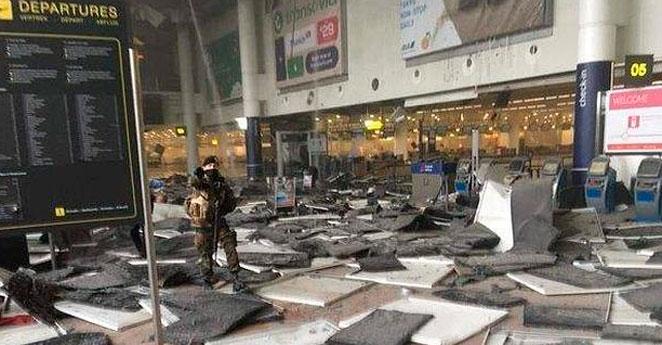 Reportan al tercer colombiano herido en Bruselas