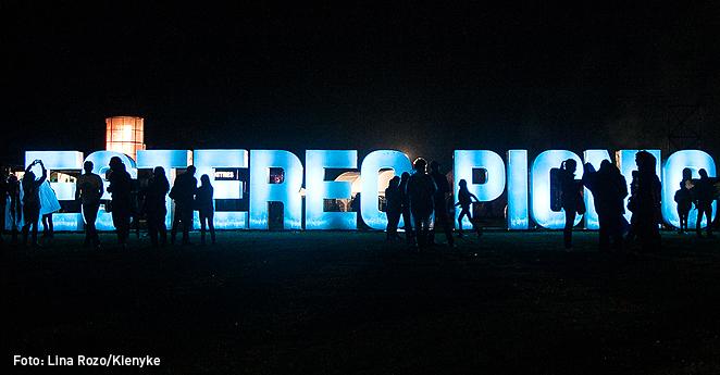 Así nació el Festival Estéreo Picnic