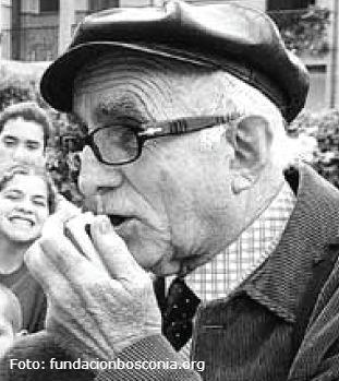 A los 87 años, nos dejó el padre Javier de Nicoló
