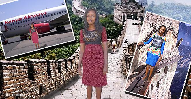 La vergüenza en Photoshop que la llevará a la China