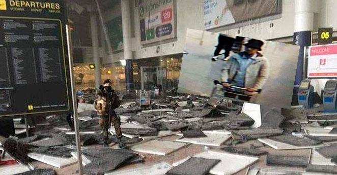 Capturan otro sospechoso del atentado en Bruselas