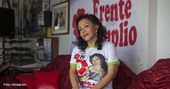 La prostituta que quiere ser congresista en Perú