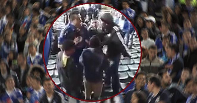 Barristas de Millos expulsaron niños que no tenían puesta la camiseta del club