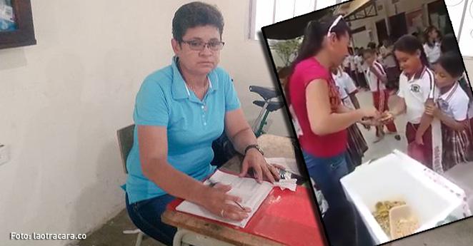 Profesora que denunció situación de niños en Aguachica teme por su seguridad