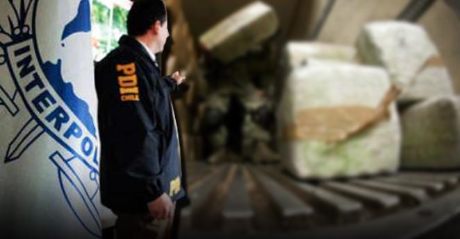 Jefe de Interpol Venezuela es acusado de tráfico de drogas