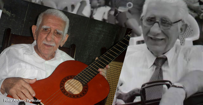 Rosalbita, el amor fugaz de Julio Erazo