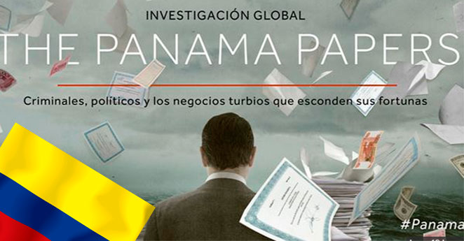 Colombianos salpicados en escándalo tributario