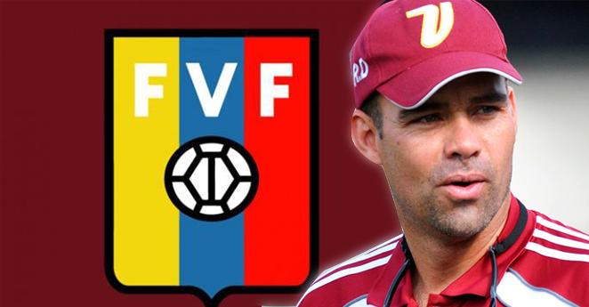 Rafael Dudamel, nuevo técnico de la Selección de Venezuela