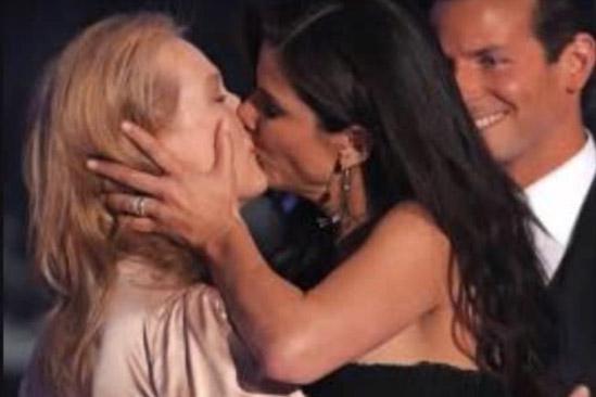 Sandra Bullock y Meryl Streep