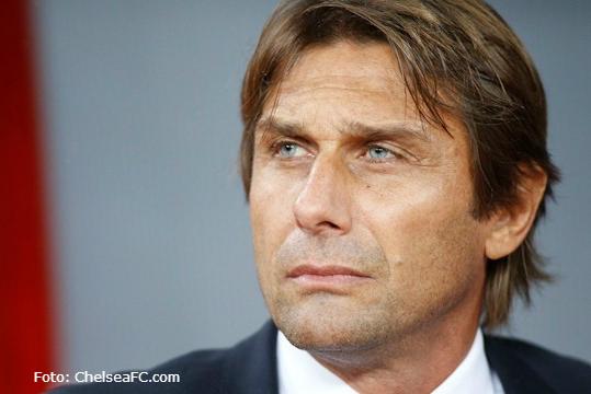 Antonio Conte, nuevo técnico del Chelsea a partir de julio