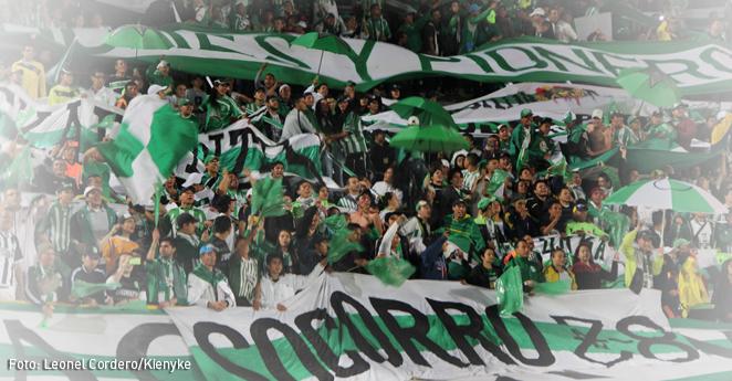 Prográmese para el partido de Atlético Nacional vs Sol de América