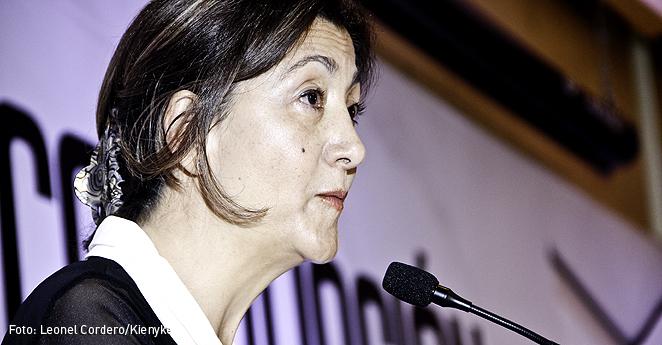 Íngrid Betancourt: Uribe trata de hacer campaña con argumentos, pero no tiene