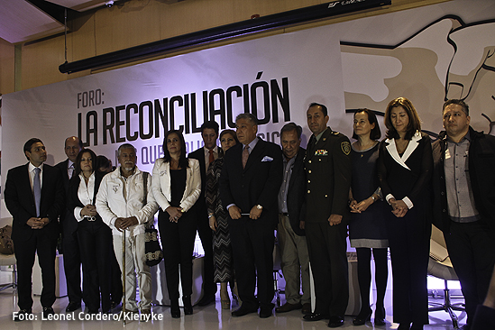 Ingrid Betancourt y  secuestrados