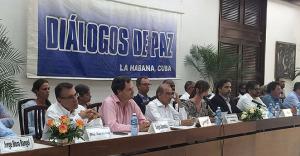 Proceso de paz en la Habana